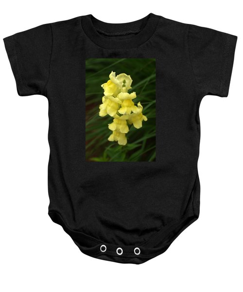 St. Johns Flower 866 Baby Onesie