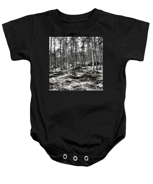 St Lawrence's Wood, Hartshill Hayes Baby Onesie