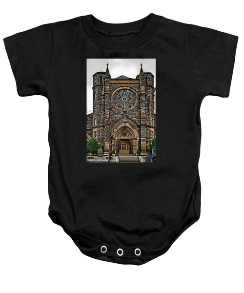 St. Patrick's Church Baby Onesie