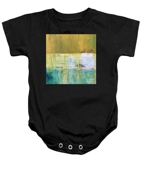 Stages Baby Onesie