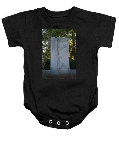 Statue Baby Onesie