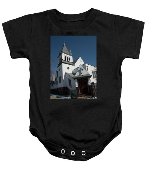 Steinwy Reformed Church Steinway Reformed Church Astoria, N.y. Baby Onesie