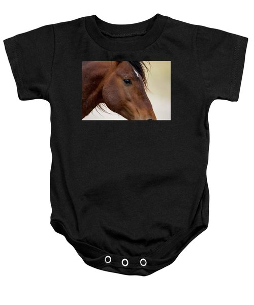 Eye To The Soul Baby Onesie