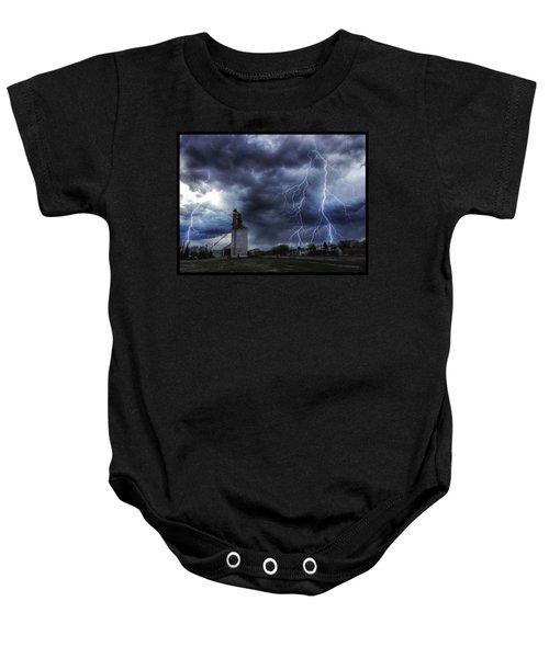 Storm  Baby Onesie