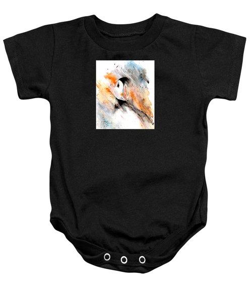 Storm Puffin Baby Onesie