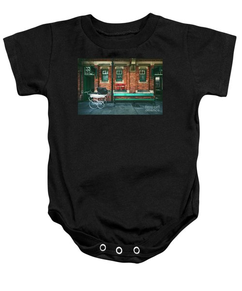 Story Of The Past Baby Onesie