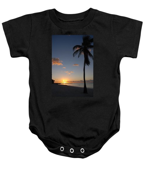 Sunrise In Key West 2 Baby Onesie