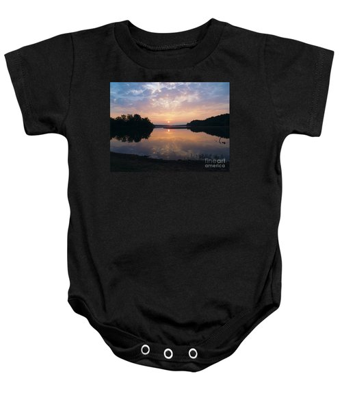 Sunrise Morning Bliss 152b Baby Onesie