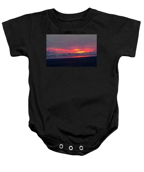 Sunset #1 Baby Onesie