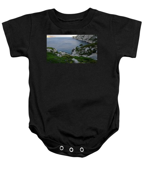 Sunset Repose Baby Onesie