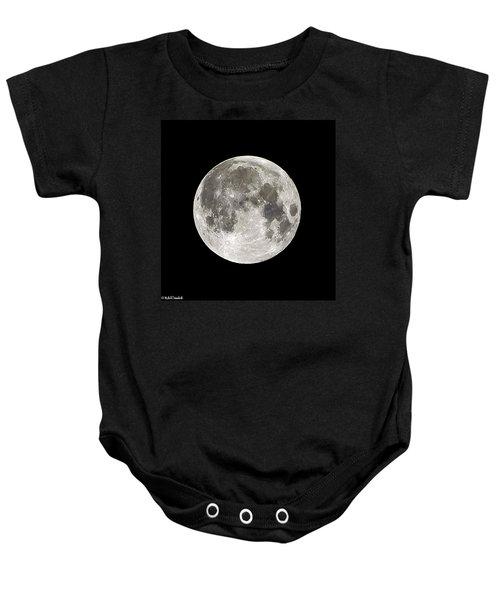 Super Moon Baby Onesie