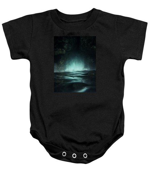 Surreal Sea Baby Onesie