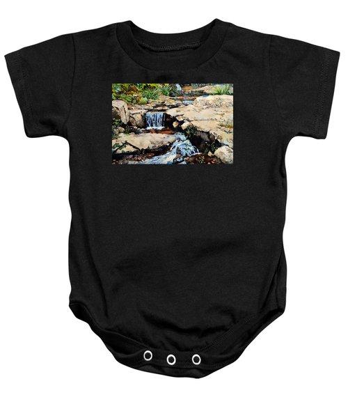 Susquehanna Falls Baby Onesie