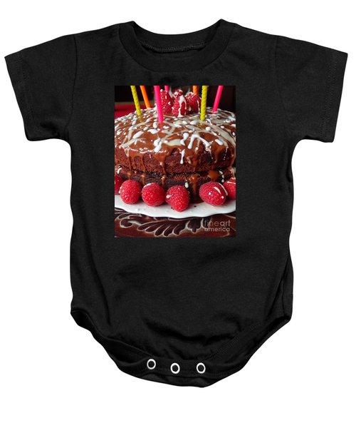 Sweet Wishes Baby Onesie
