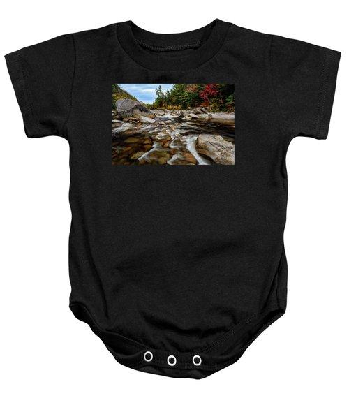 Swift River Autumn Nh Baby Onesie