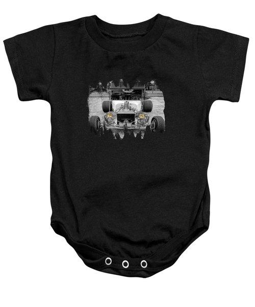 T Bucket Baby Onesie