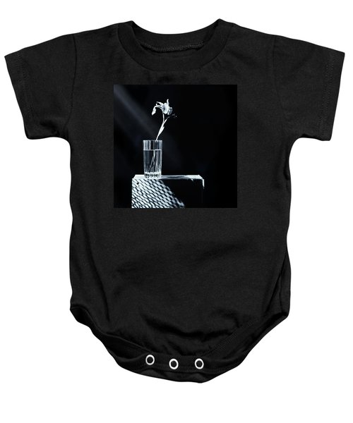 Table By The Window Baby Onesie
