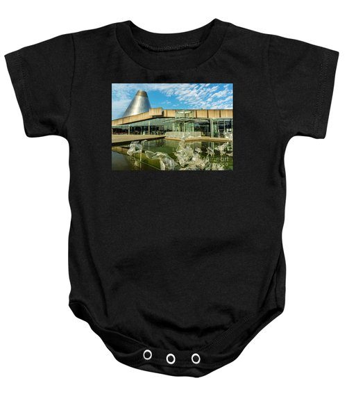 Tacoma's Museum Of Glass  Baby Onesie