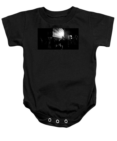 Take A Stroll With Me Once Again Baby Onesie