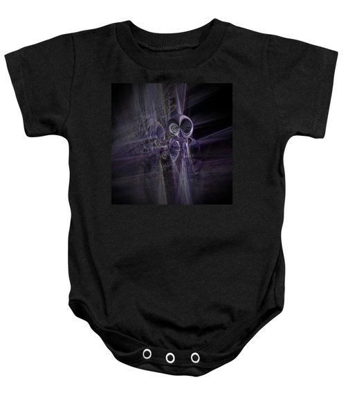 Take Me To Your Leader Baby Onesie