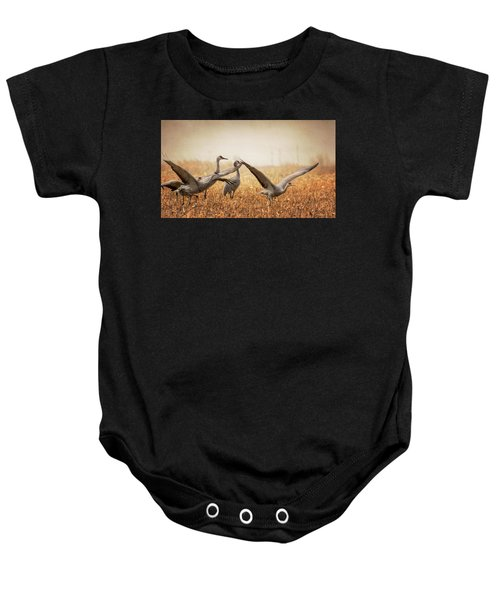 Take Off Baby Onesie