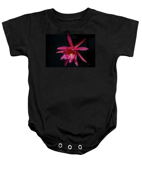 Taking Of Epiphyllum Baby Onesie
