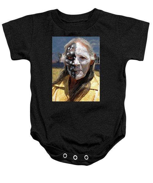 Taos Elder Baby Onesie