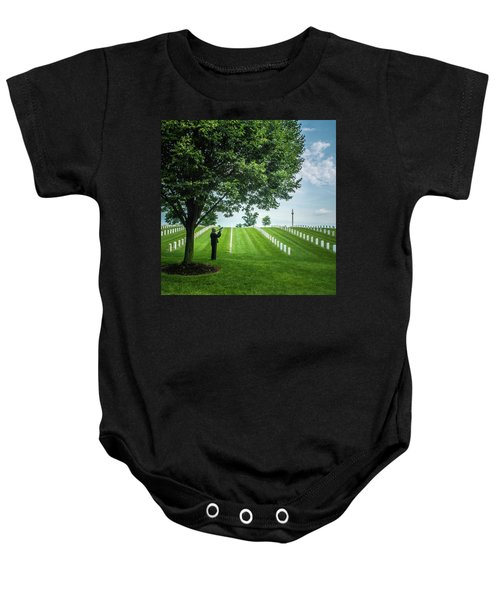 Taps Color Baby Onesie