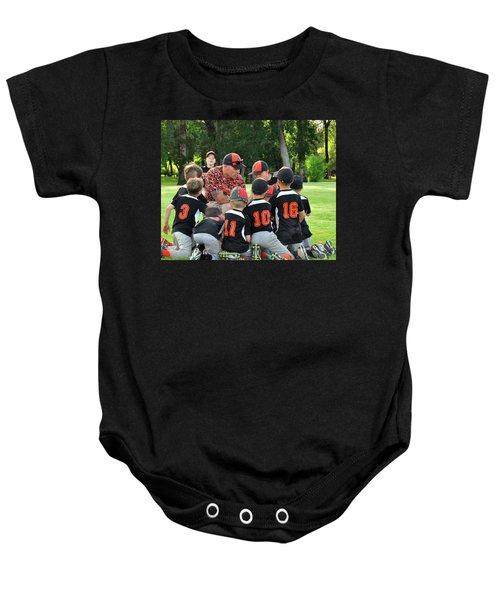 Team Meeting 9737 Baby Onesie