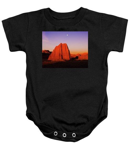 Temple Of The Sun  Baby Onesie