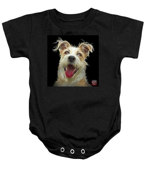 Terrier Mix 2989 - Bb Baby Onesie