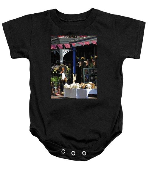 Tex-mex Baby Onesie