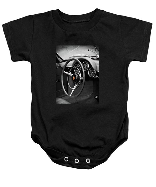 The 356 Roadster Baby Onesie