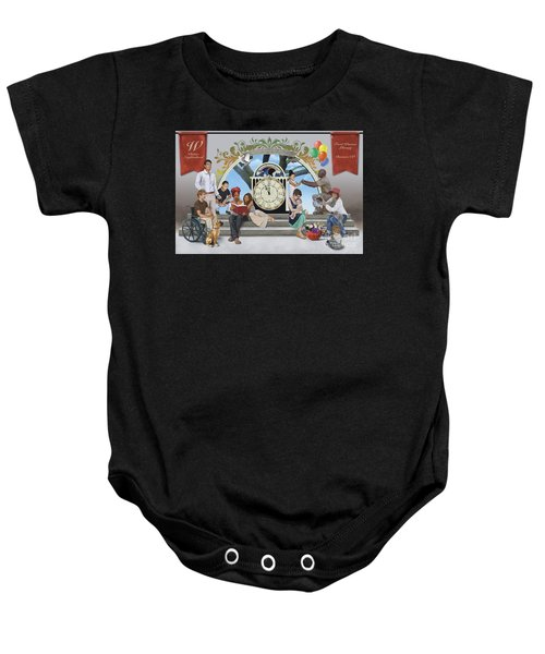 The Age Of Kindness Baby Onesie
