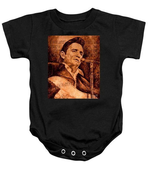 The American Legend Baby Onesie by Igor Postash
