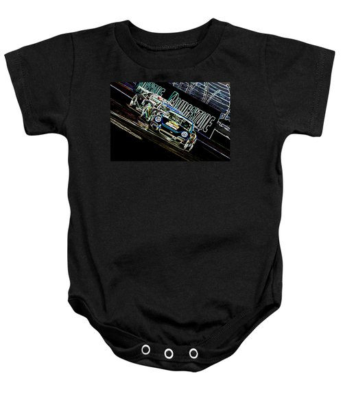 The Apex Baby Onesie