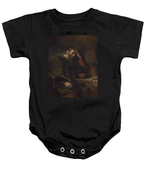 The Apostle Paul Baby Onesie