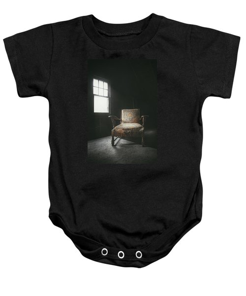 The Armchair In The Attic Baby Onesie