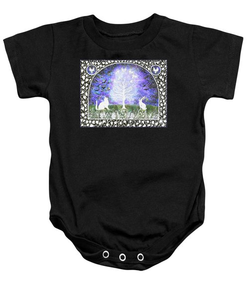 The Attraction Baby Onesie