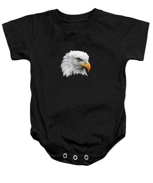 The Bald Eagle Baby Onesie