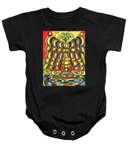 The Birth Of A Strategy Baby Onesie
