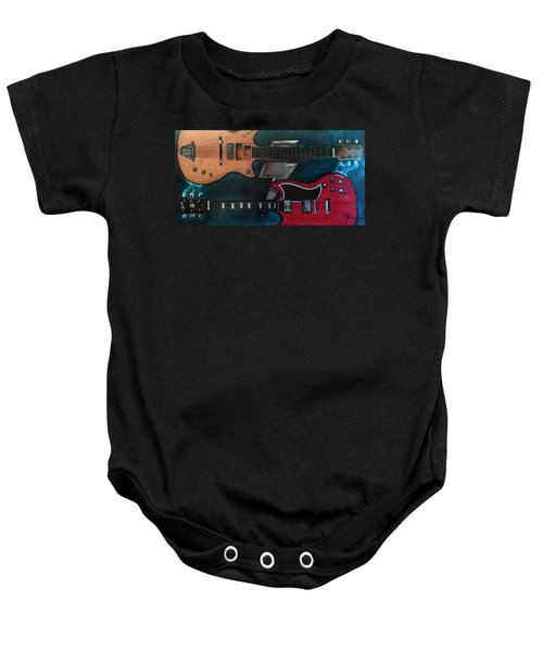 The Brothers Young Baby Onesie