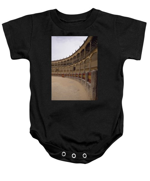 The Bullring Baby Onesie