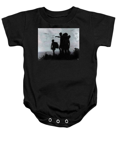 The Call Centennial Cover Image Baby Onesie