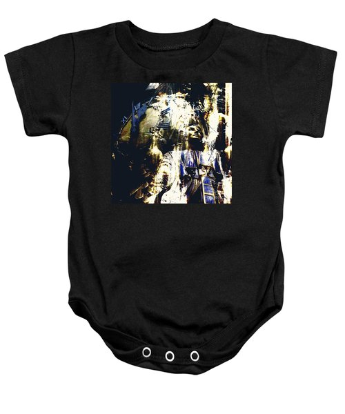 The Clock Struck One Baby Onesie