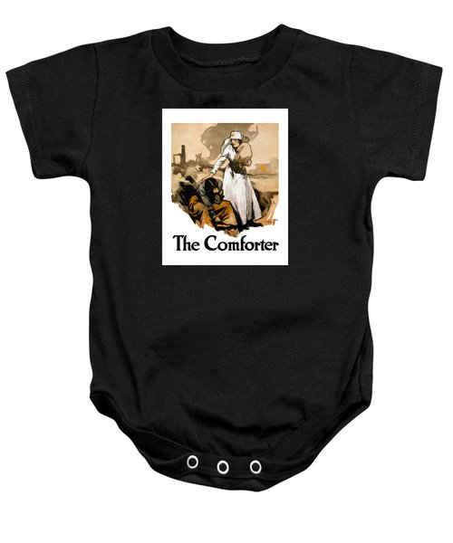 The Comforter - World War One Nurse Baby Onesie