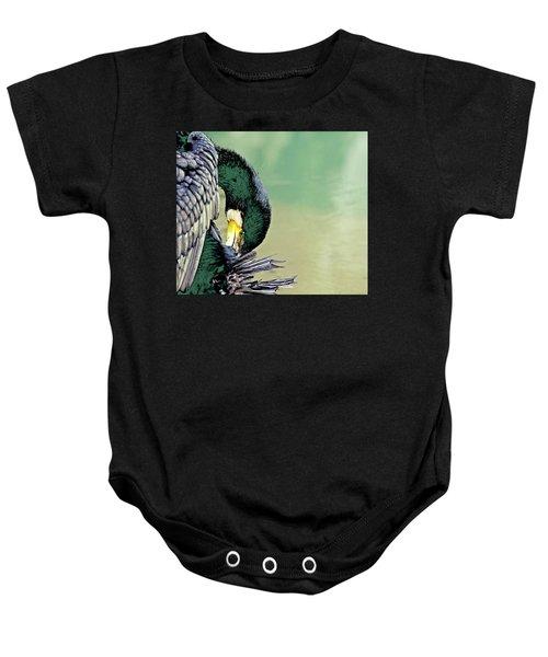 The Cormorant Baby Onesie