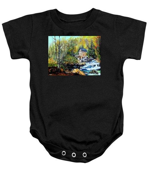Glade Creek Baby Onesie