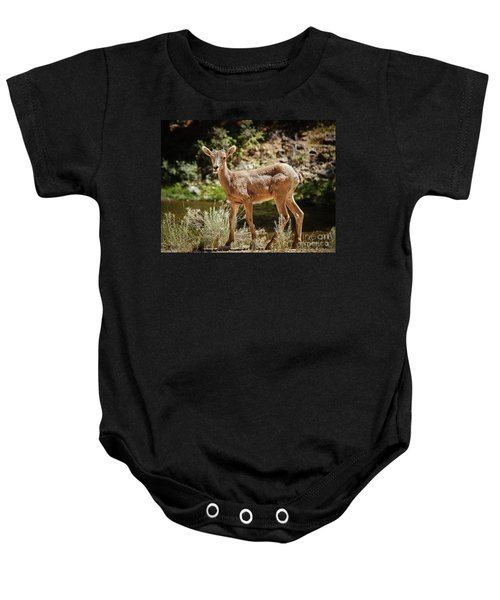 The Cute One Baby Onesie