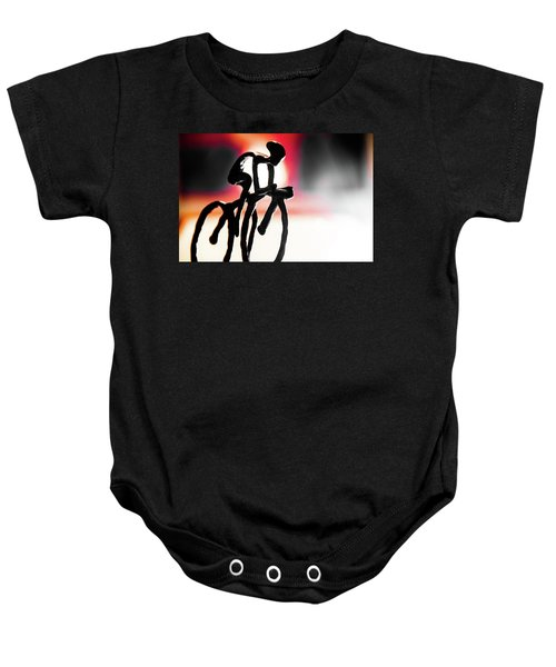 The Cycling Profile  Baby Onesie